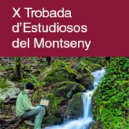 Viladrau X Trobada d'Estudiosos del Montseny