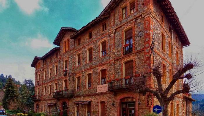 Façana Hotel Bofill