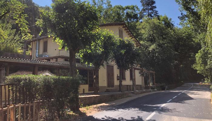 Viladrau El Molí de la Barita