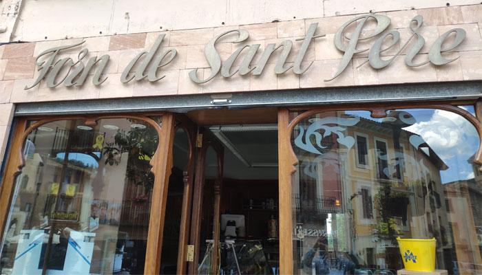 Viladrau Forn de Sant Pere