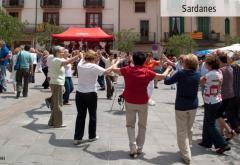 Sardanes. Festa Major Viladrau