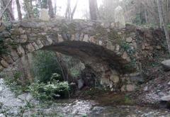 Pont de la Noguerola, Viladrau