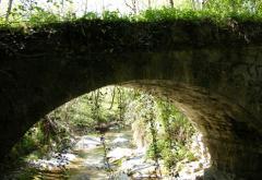 Viladrau, Pont del molí de baix