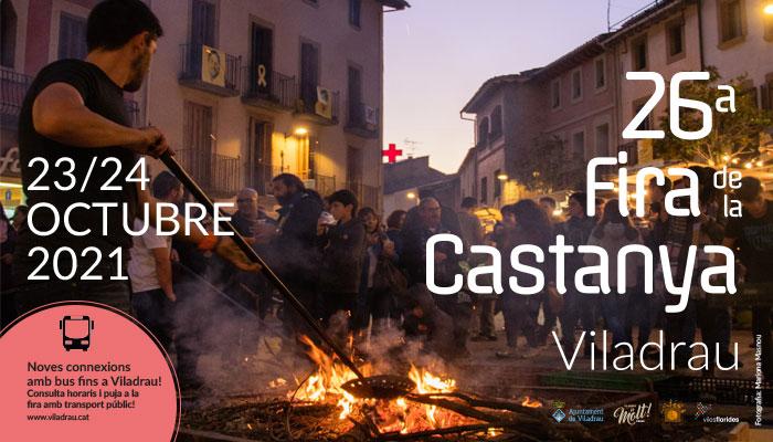 Viladrau 26à Fira de la Castanya 2021