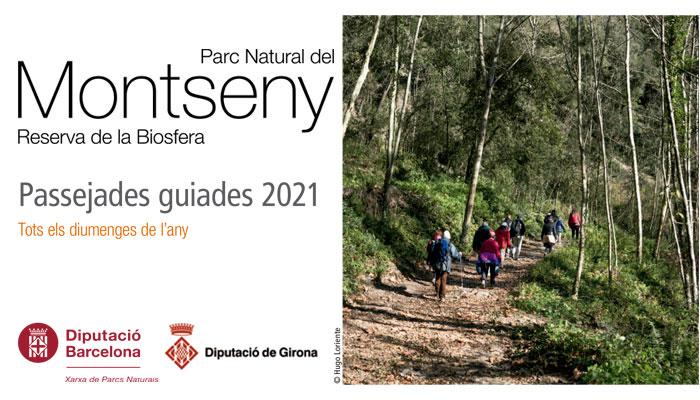 Viladrau Parc Natural del Montseny - Passejades Guiades 2021